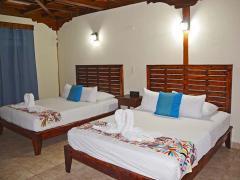 Hotel Suyapa Beach - Habitacion Doble